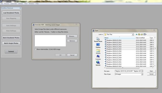Select Files