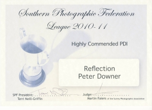 HC Certificate